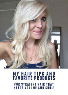 my hair tips  favorites