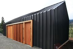 8 Vibrant ideas: Roofing Architecture Tiny Homes roofing garden city.Roofing Architecture Tiny Homes. House Cladding, Metal Cladding, Exterior Cladding, Metal Siding, Metal Roof, Black Cladding, Cladding Design, Architecture Durable, Architecture Design