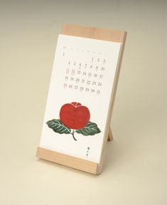 image:アートディレクター・葛西薫が監修した「とらや」の和菓子カレンダー                                                                                                                                                                                 もっと見る Table Calendar, Art Calendar, Calendar Design, Desk Calendars, Desktop Calendar, Packaging Design, Branding Design, Shape Collage, Brochure Layout