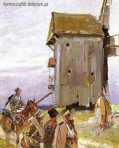 W.Kossak - Spotkanie