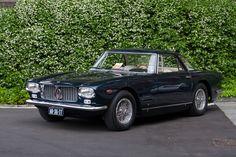 1961 Maserati 5000 GT Allemano Coupe