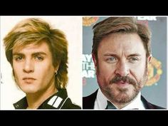 80 's singers playlist THEN and NOW - YouTube