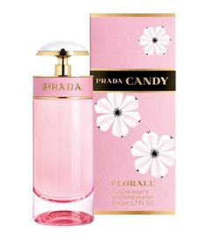 Delight in the coquette charms of the Prada Candy Florale Eau de Toilette. With a flutter and a wink, Prada Candy becomes an irresistible floral bouquet. Ale, Eos Lip Balm, Dior, Dolce E Gabbana, Victoria's Secret, Best Perfume, Perfume Collection, Chanel, Parfum Spray