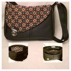 """Grand sac Tuto """"Folding"""" de Longchamps Bag Bicolore Cliquez ici pour accéder à . Paris Chic, Tote Handbags, Purses And Handbags, Zip Zip, Diy Sac, Diy Bags Purses, Couture Bags, Diy Couture, Couture Sewing"""