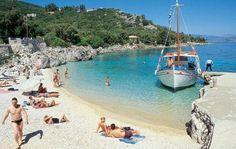 nissaki beach corfu
