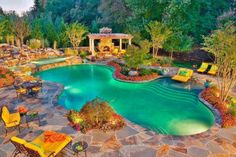 55 Best Dream Backyards Images In 2014 Pools Gardens