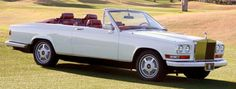 http://chicerman.com  carsthatnevermadeit:  carsthatnevermadeit:  Rolls Royce Camargue Convertible. The Pininfarina-designed Camargue was never a big seller for Rolls Royce with 530 cars being made between 1975 and 1986. As part of the cars run-out Rolls Royce made 12 Camargue convertibles for the American market one of which was converted to a folding hardtop in the US  The very rare of very 80s Camargue convertible  #cars