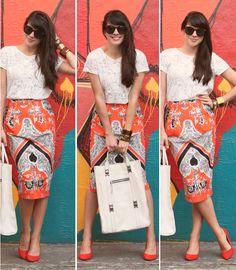 Um ano sem Zara: Glamour caliente, ou como ir para uma reunião no verão