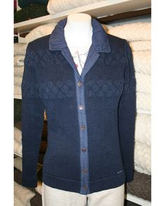 Ref: Classic cardigan in pure cotton. One of our most popular items. As with all Blue Willi's core products, this garment comes pre-washed, tumble-dried and thus pre-shrunk. It can be machine washed, so no dry cleaning bills! Now on Special Offer. Shocking Blue, Business Women, Knitwear, What To Wear, Men Sweater, Dry Cleaning, Clothes For Women, 100 Pure, My Style