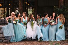 The ladies Wedding In The Woods, Our Wedding, Bridesmaid Dresses, Wedding Dresses, Lady, Photography, Fashion, Forest Wedding, Bridal Dresses