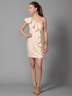 Cotton Silk Carita Dress by Cynthia Steffe