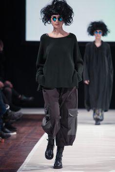 Ivan Grundahl Fall 2013 Ready-to-Wear Fashion Show