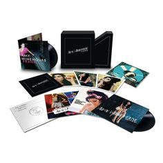 Amy Winehouse The Collection Vinyl Boxset
