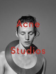 Acne Studios A/W 201