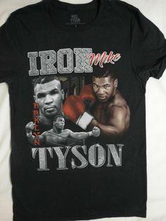 Kustom Tees 4 U Mike Tyson Cartoon Boxing Legend T Shirt