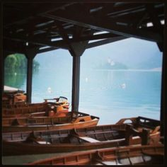 Travel memories from Bled, Slovenia