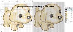 110 Free cross stitch designs dogs 4 stitchingcharts borduren gratis borduurpatronen honden kruissteekpatronen