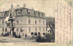Hotel Paradies 1910