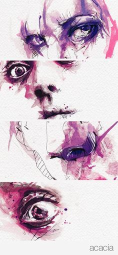 Acacia by Florian NICOLLE, via Behance