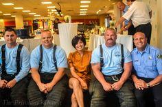 City of Orlando Firefighters.