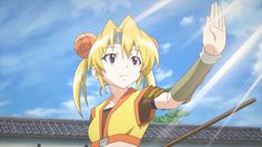 Anime Feudal japan girl | DVD Review: Battle Girls: Time Paradox – The Complete Collection