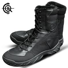 Details about Botas hombre tipo militar Tactical Boots Military Men's Tactical Safety Combat
