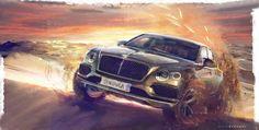 Design Story: Bentley Bentayga – Form Trends