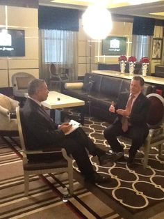5/10/12 - Russ Mitchell sits down with Cavaliers owner Dan Gilbert to talk about opening Ohio's first casino, the Horseshoe Casino in Cleveland, next week.
