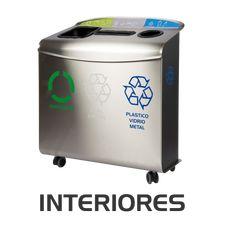 EcoSmart - Diseño de Puntos Ecológicos y Canecas para Reciclar