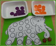 Comparaisons de quantités support mammouth Cro Magnon, Art Lessons For Kids, Stone Age, Support, Ih, Recherche Google, Maths, Montessori, Classroom Norms
