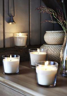 SINNLIG candles | #IKEA