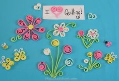 Fondant Quilling Tutorial. Maybe now I will make some of that marshmallow fondant. #cake #art
