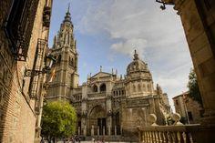 Catedral de Toledo, na Espanha.