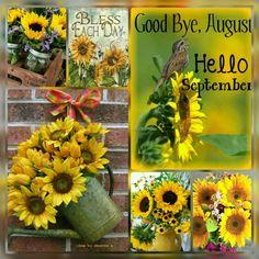 Hello December Tumblr, Hallo September, Hello September Images, December Pictures, Welcome September, Hello October, Collages, Neuer Monat, September Wallpaper