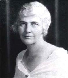 31. Lou Henry Hoover (wife of Herbert Clark Hoover)