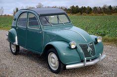 Citroën 2 CV (1955)