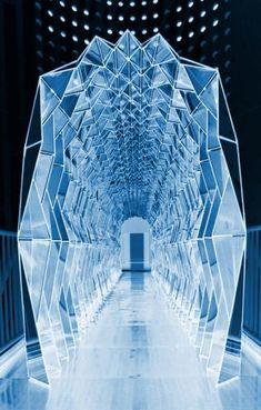 24 Ideas Natural Lighting Design Lamps For 2019 Stage Design, Event Design, Lamp Design, Lighting Design, Classification Des Arts, Wc Public, Nightclub Design, Decoration Originale, Exhibition Space