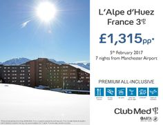 February 17 #Ski Holiday 7ngts Manchester departure fantastic deal and Premium All inclusive :) call 0800 975 7584