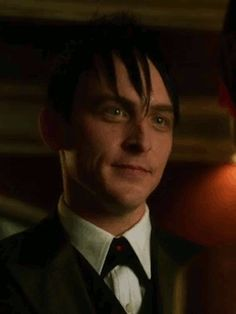 Oswald Cobblepot. Gotham.
