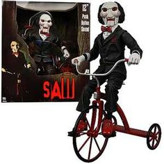 Image detail for -Horror Gifts and Scream Stuff: Saw Movie: Jigsaw Horror Movie Stuff