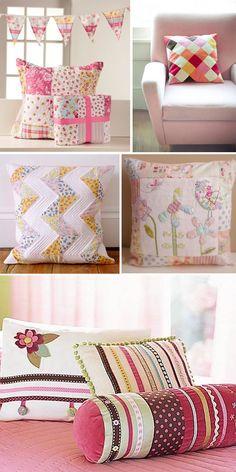 Decore com patchwork | Casamenteiras