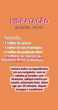 Beauty Care, Beauty Hacks, Hair Beauty, Natural Hair Care, Natural Hair Styles, Homemade Beauty Tips, Story Instagram, Tips Belleza, Beauty Recipe