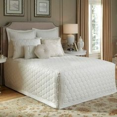 Nostalgia Home Lexington Coverlet Set Size: Twin