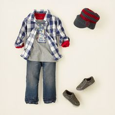 baby boy - outfits - skater style - jean machine | Children's Clothing | Kids Clothes | The Children's Place