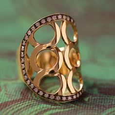 Kati Ring - Shop rings from Italy's Best Artisans: fine jewelry handcrafted in Italy - Fine Jewelry from Italy's Best Artisans - Artemest