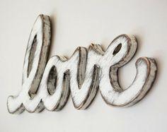 "Wood you like to craft?: Chevron ""Love""- Sassy Sanctuary"