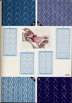 "Photo from album ""Кnitting pattern on Yandex. Knitting Machine Patterns, Knitting Charts, Knitting Stitches, Knitting Designs, Stitch Patterns, Knitting Patterns, Knitting Books, Lace Knitting, Knit Crochet"