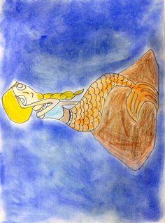 The mermaid of Porto bello