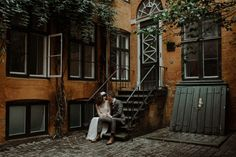 Danny & Kate // Copenhagen Elopement. - Scotland Wedding Photographer   The Kitcheners