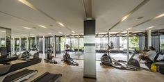 Fitness room @The BASE Sukhumvit 77